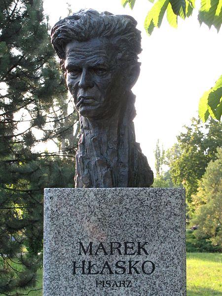 scrittore polacco Marek Hłasko
