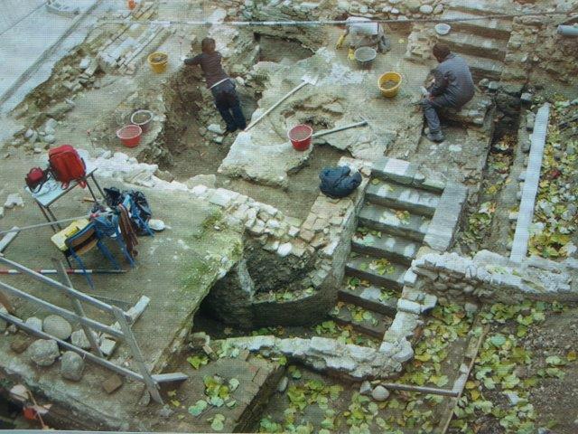 Villa romana marittima a San benedetto del Tronto
