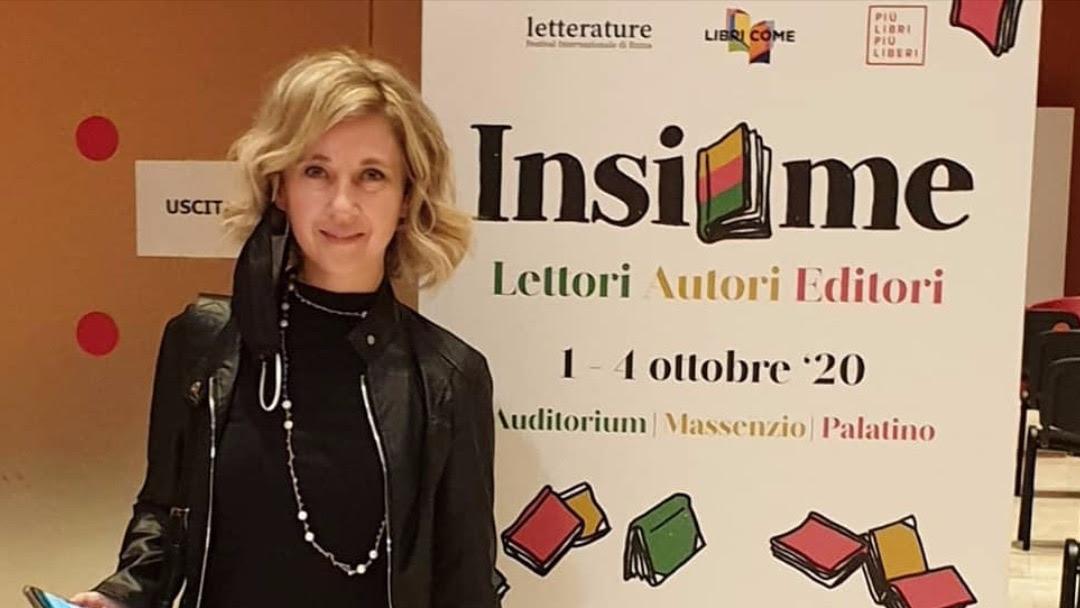 Silvia Salvi vince il concorso #ioscrivoacasa