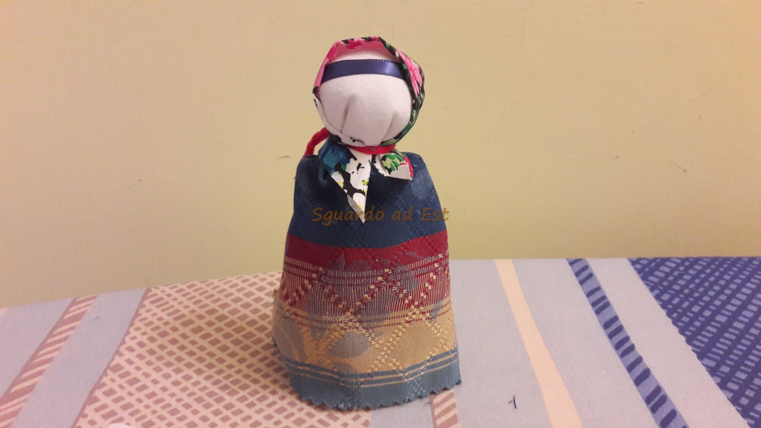 bambola russa la consolatrice