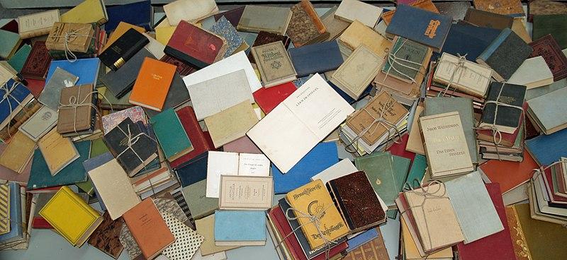 roghi di libri