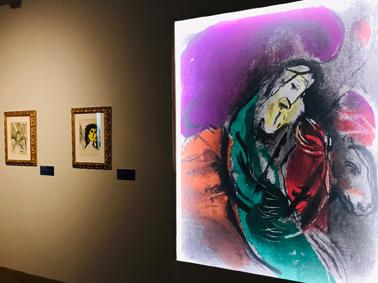 Bibbia Chagall