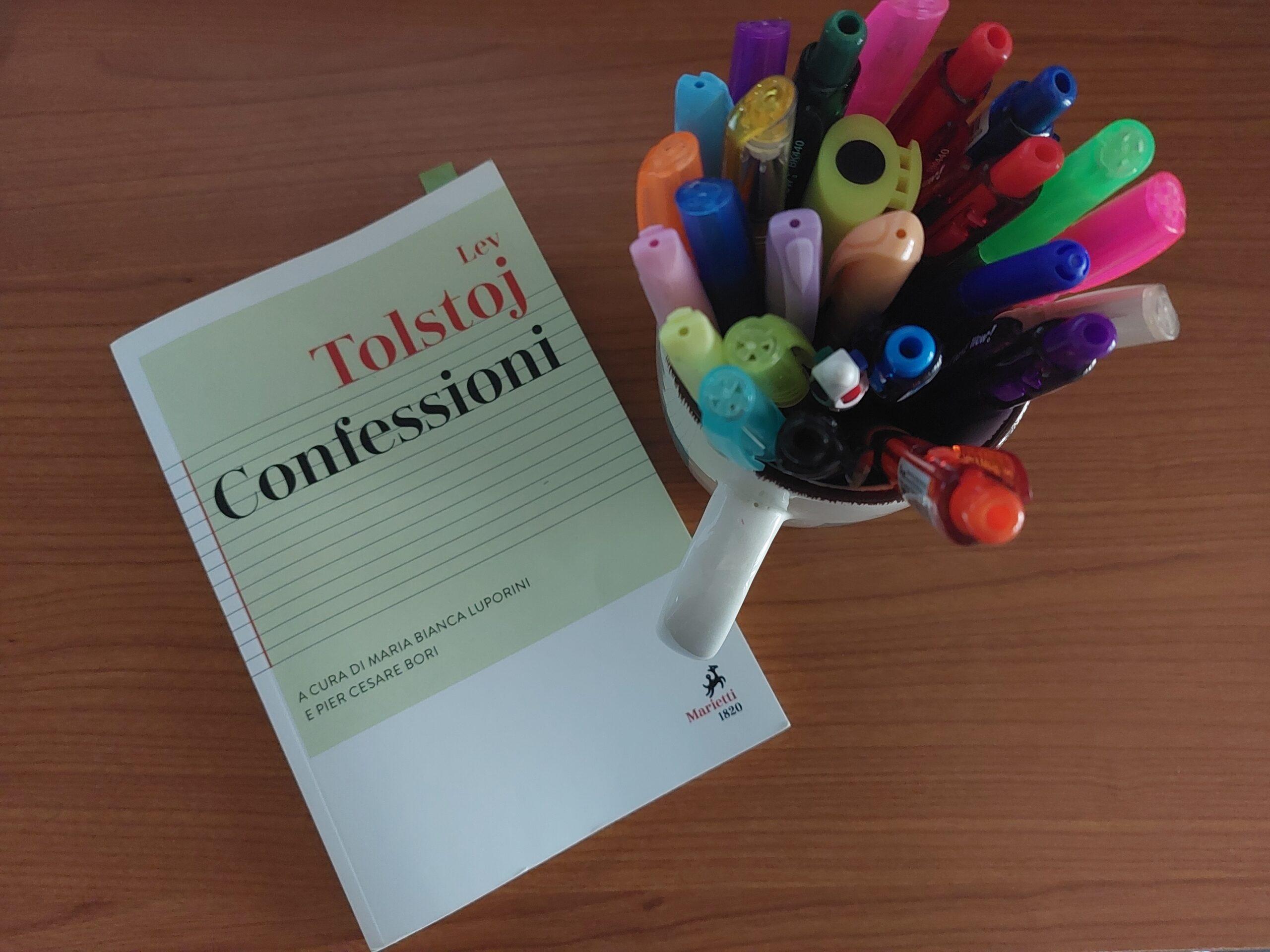 Confessioni di Tolstoj