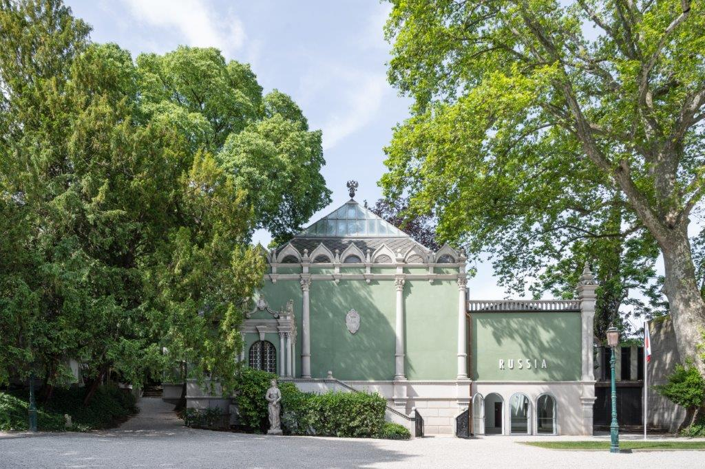Biennale di Venezia 2021 menzione speciale alla Russia