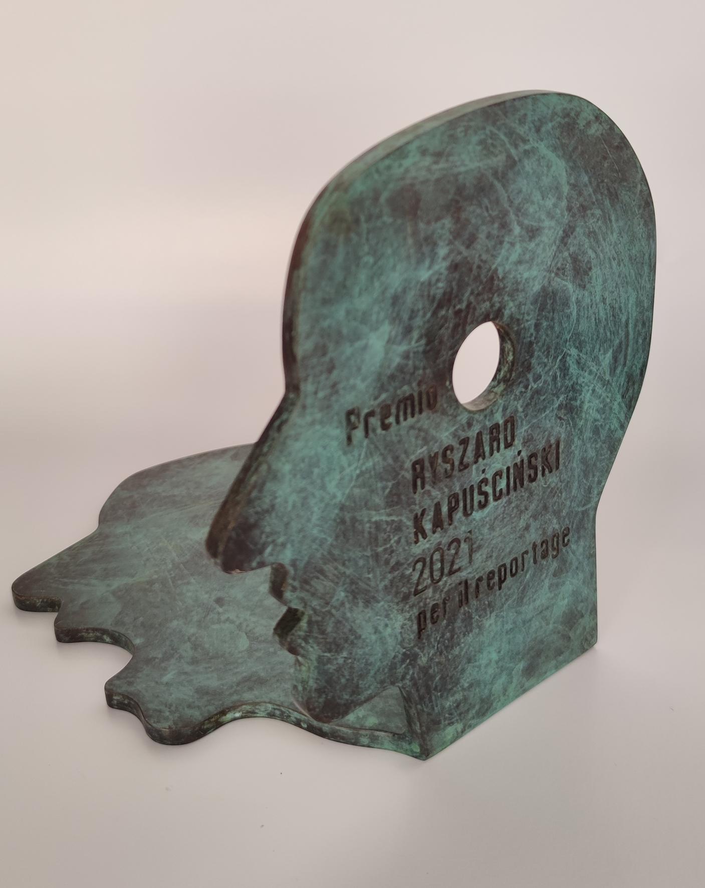 Premio Kapuściński 2021