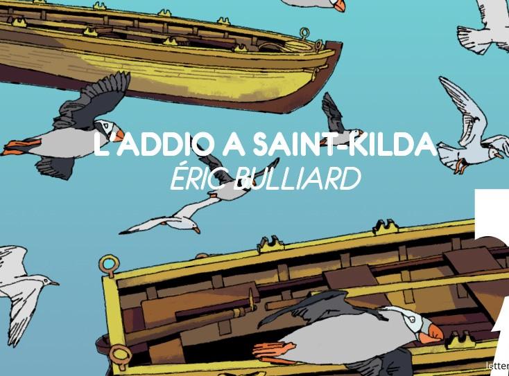 L'addio a Saint-Kilda di Éric Bulliard