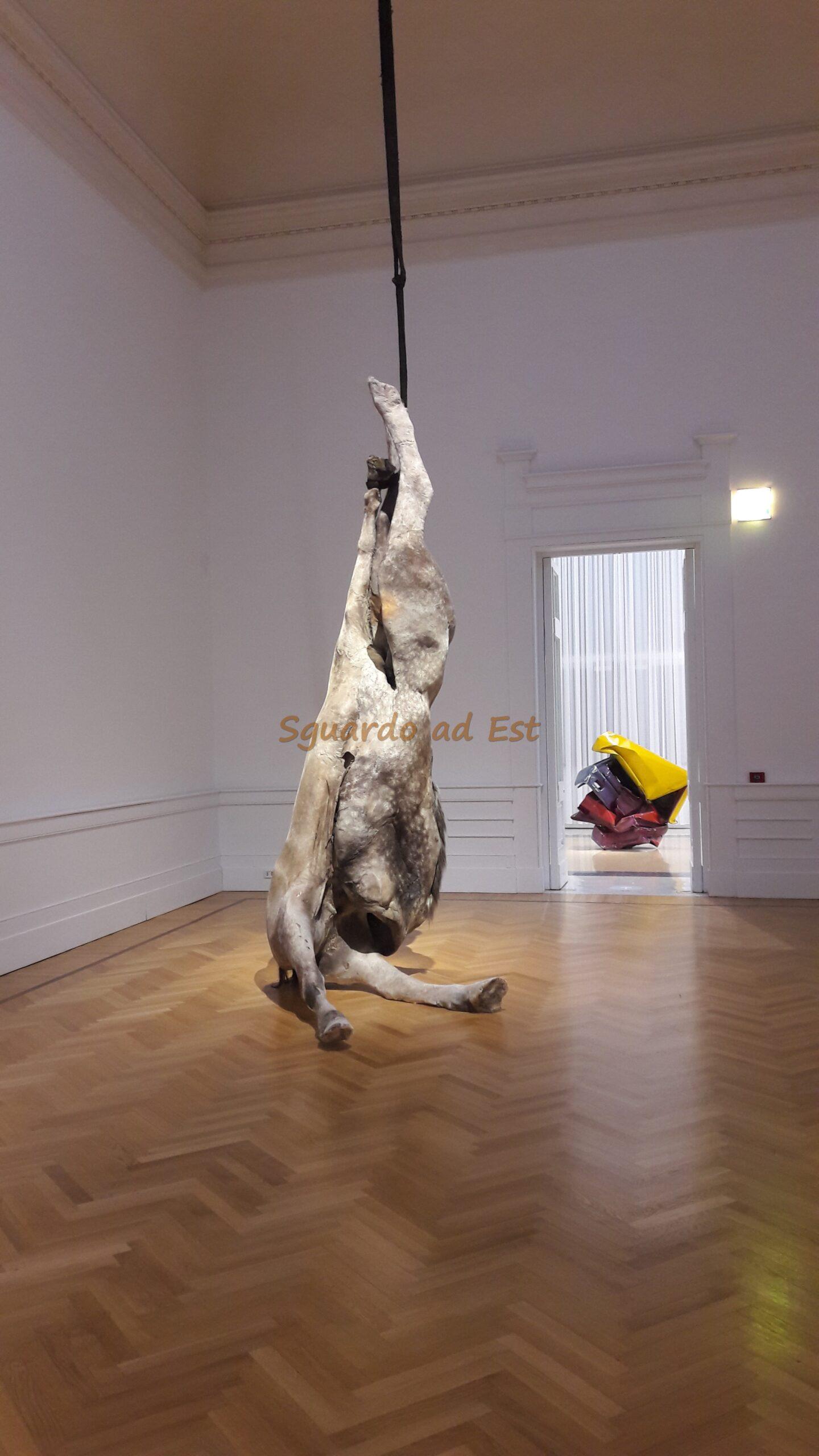 opere shock di Berlinde de Bruyckere
