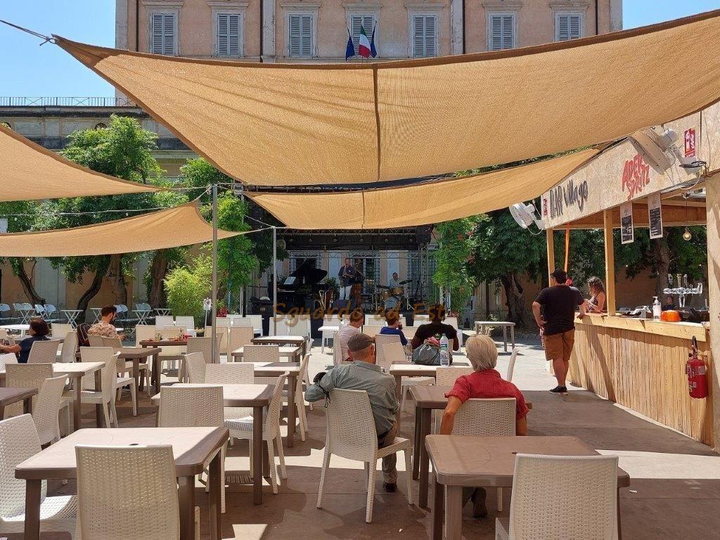 Musica Jazz a Villa Celimontana
